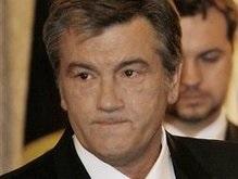 Ющенко уволил украинских послов в России и Германии