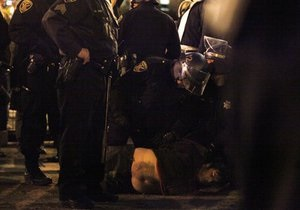 Полиция арестовала 55 участников Захвати Сан-Франциско