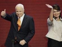 Маккейн утвержден кандидатом в президенты от республиканцев