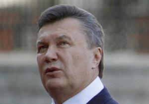 Янукович: Украина намерена  получить членство в Совете Безопасности ООН в 2016-2017 годах