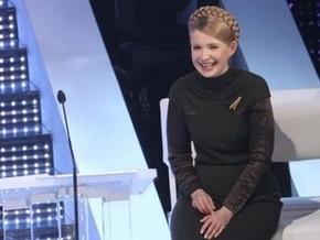 Тимошенко разулась в эфире Шустер Live