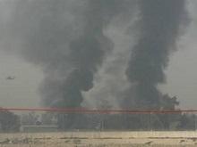 Зеленая зона в центре Багдада подверглась массированному обстрелу
