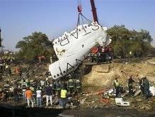 Жертвами авиакатастрофы в Мадриде стали 153 человека