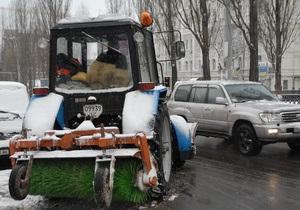 Укравтодор сообщил, что проезд на дорогах Украины обеспечен