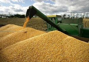 Ъ: Украина ограничит экспорт кукурузы