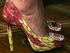 Немецкая полиция устраивает облавы на обувного маньяка-фетишиста