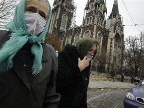 Минздрав подтверждает 417 случаев смерти от гриппа и ОРВИ в Украине