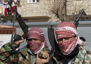 Сирия проводит крупные военные учения
