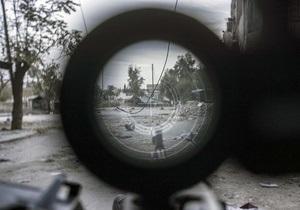 Правительство Сирии: за оппозицию воюют наемники из 29 стран