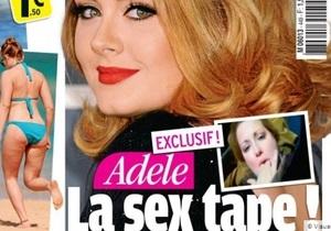 Журнал Public опубликовал эротические фото Адель: певица подает в суд