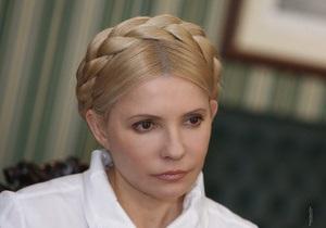 БЮТ: Тимошенко арестуют в августе