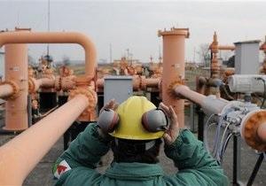 В этом году Украина увеличила прокачку газа в Европу на 8,5%