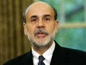 Обама выдвинул главу ФРС Бена Бернанке на второй срок