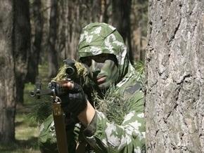 Безработица толкает молодых украинцев на службу по контракту