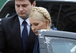 Генпрокуратура обвиняет Тимошенко в растрате денег, полученных по Киотскому протоколу