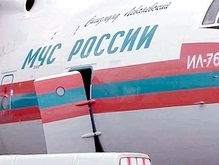Российский самолет с гуманитарной помощью вылетел в Украину