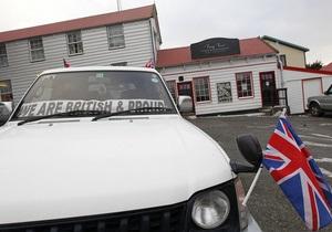 МИД Аргентины недоволен высказываниями премьера Британии по Фолклендам