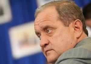 Могилев заявил, что одним из арестованных в Калуше является сын депутата от Партии регионов