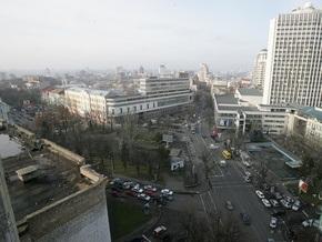 В центре Киева появится торговый комплекс