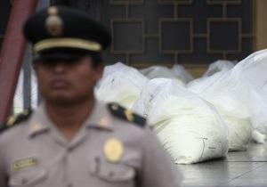 Во Франции задержали троих человек с 80 кг кокаина