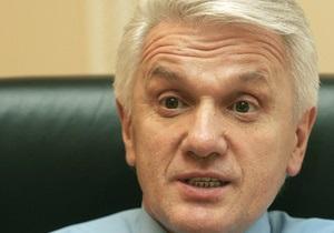 Литвин призывает лидеров оппозиции подумать прежде, чем выводить людей на улицы