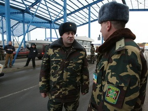 Украинские пограничники задержали девочку, которая пыталась попасть из Латвии в Россию