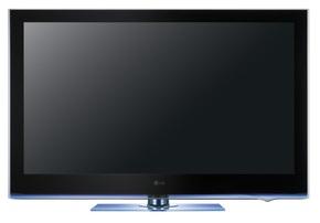 Тонкий плазменный телевизор LG  PS8000