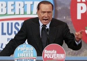 Берлускони обвиняют в политической цензуре на телевидении. Начато расследование