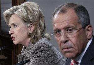 Лавров: Перезагрузка отношений России и США удалась
