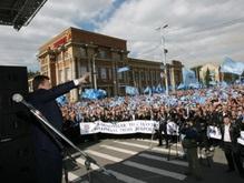 Янукович приехал в Северодонецк посоветоваться, как жить дальше