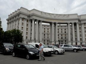 МИД надеется, что Россия выплатит компенсацию украинке, раненной во время учений ЧФ РФ