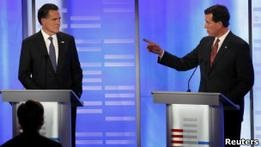 В США состоялись дебаты кандидатов-республиканцев