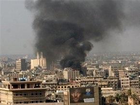 В Багдаде прогремел взрыв: восемь человек погибли