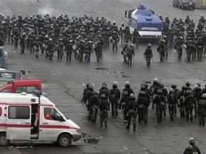 Власти Грузии исключили возможность применения силы против оппозиции