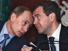 Путин дал название статусу Медведева