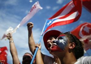В Пуэрто-Рико состоится референдум о вхождении в состав США