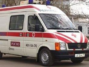 Женщина, бывшая в заложниках в российском банке, госпитализирована