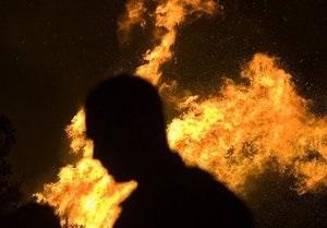В Киеве на Крещатике горела квартира: есть погибшие