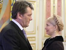 """NZZ: Ющенко хочет держать Тимошенко в """"черном теле"""""""