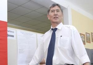 В Кыргызстане утвердили новое правительство
