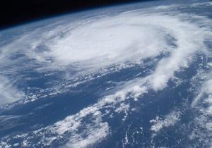 Над Тихим океаном сформировался первый в 2010 году ураган Селия
