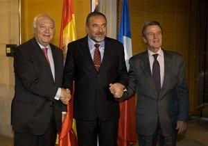 МИД Израиля призвал Европу решить свои проблемы, а не навязывать мир Ближнему Востоку