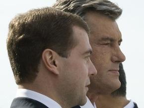 Медведев обвинил Ющенко  в беспрецедентной провокации