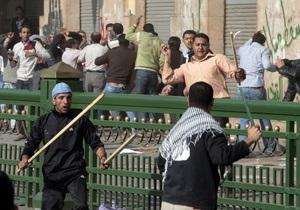 НАТО призывает все стороны в Египте воздержаться от насилия