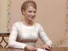 Тимошенко похвалила ЦИК за  законное и справедливое решение