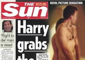 Спутницы принца Гарри попытались продать Би-би-си новые пикантные снимки