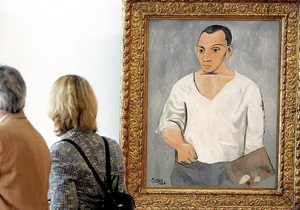 В Испании открылась крупнейшая ретроспективная выставка автопортретов Пикассо