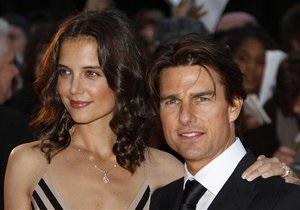 СМИ узнали подробности свадьбы и развода Тома Круза и Кэти Холмс