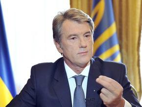 Ющенко обратился к народу: Я уверен в хорошем будущем отношений с Россией