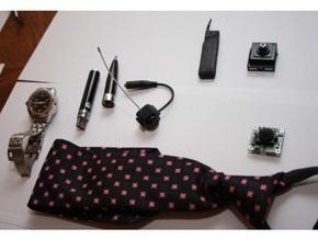 В этом году СБУ изъяла почти тысячу спецсредств для незаконной прослушки и видеонаблюдения